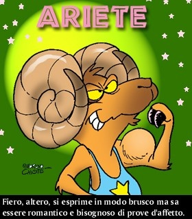 Il segno zodiacale dell 39 ariete e le sue caratteristiche - Toro e ariete a letto ...