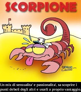 Il Segno Zodiacale Dello Scorpione Le Sue Caratteristiche